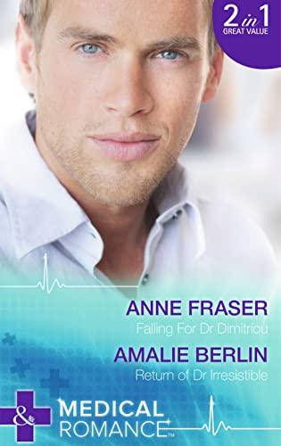 Falling for Dr Dimitriou By Anne Fraser