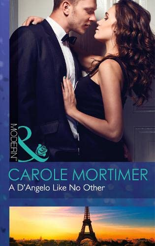 A D'Angelo Like No Other By Carole Mortimer