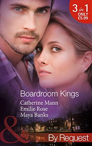 Boardroom Kings By Catherine Mann