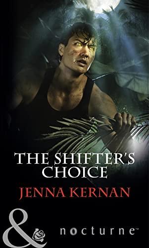 The Shifter's Choice By Jenna Kernan