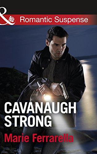 Cavanaugh Strong By Marie Ferrarella