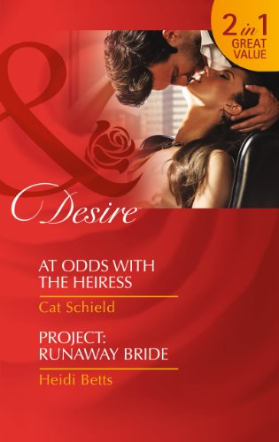 At Odds With The Heiress By Cat Schield