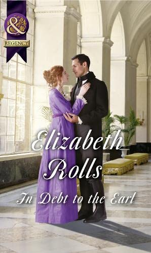In Debt to the Earl by Elizabeth Rolls