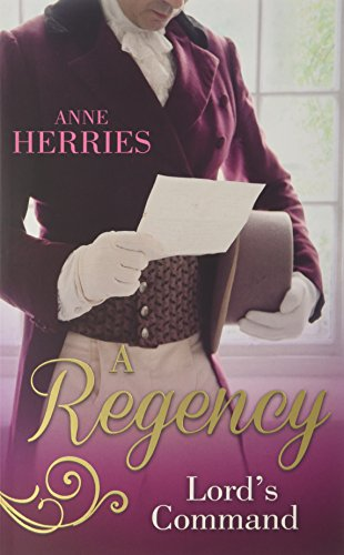A Regency Lord's Command by Anne Herries
