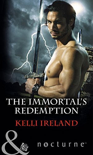 The Immortal's Redemption By Kelli Ireland