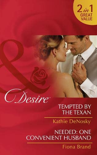 Tempted By The Texan By Kathie DeNosky