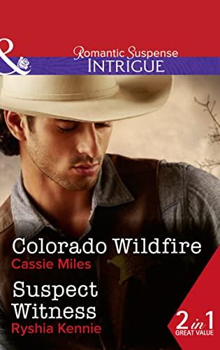 Colorado Wildfire By Cassie Miles