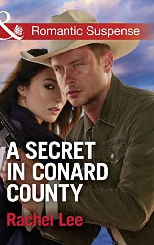A Secret In Conard County By Rachel Lee