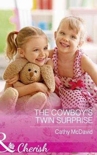 The Cowboy's Twin Surprise By Cathy McDavid