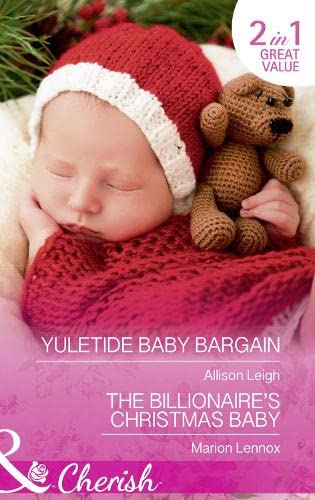Yuletide Baby Bargain By Allison Leigh