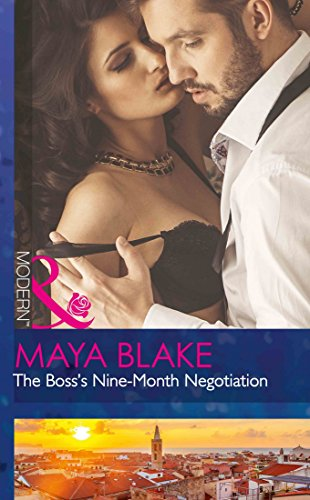The Boss's Nine-Month Negotiation (One Night With Consequences, Book 30) by Maya Blake