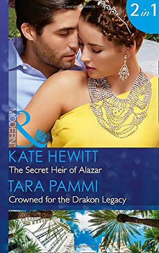 The Secret Heir Of Alazar By Kate Hewitt