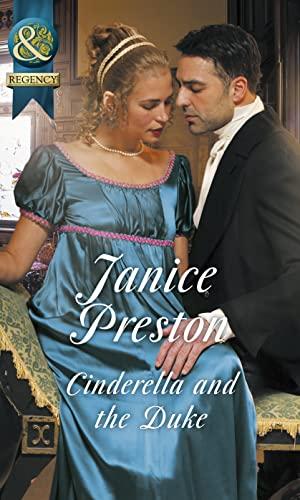Cinderella And The Duke By Janice Preston