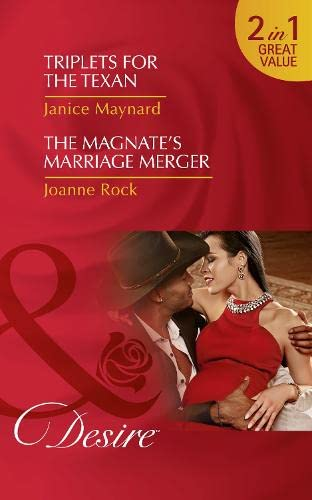 Triplets For The Texan By Janice Maynard