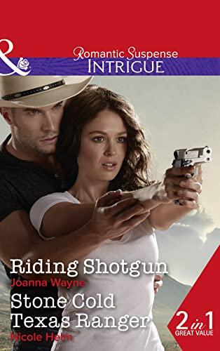 Riding Shotgun By Joanna Wayne