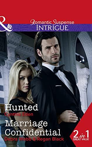 Hunted By Cynthia Eden