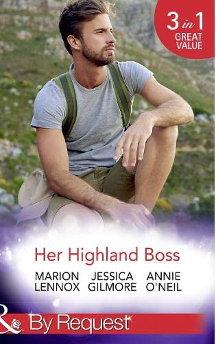 Her Highland Boss By Marion Lennox