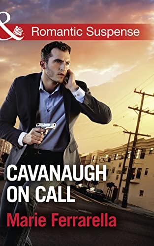 Cavanaugh On Call By Marie Ferrarella