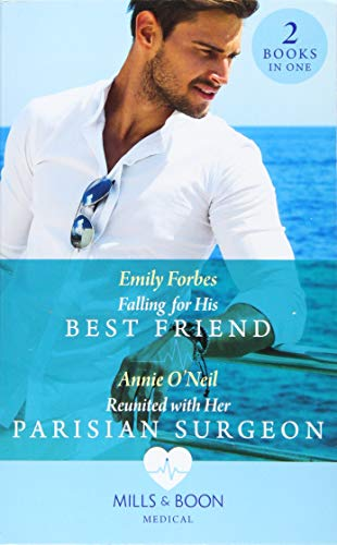 Falling For His Best Friend By Emily Forbes