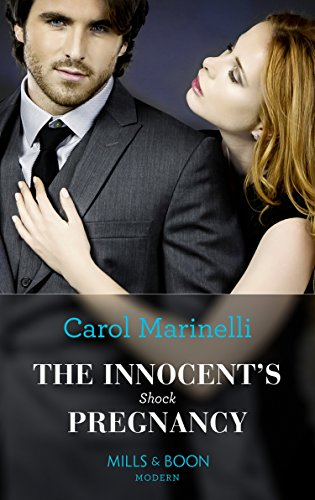 The Innocent's Shock Pregnancy By Carol Marinelli