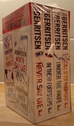 Tess Gerritsen Boxset By Tess Gerritsen