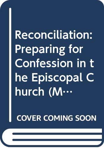Reconciliation By Martin L. Smith