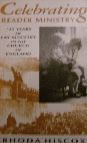 Celebrating Reader Ministry By Rhoda Hiscox