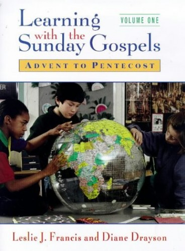 Learning with the Sunday Gospels: Pt.1: Advent to Pentecost by Diane Drayson