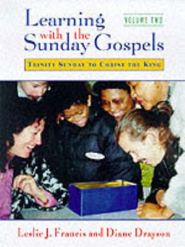 Learning with the Sunday Gospels By Diane Drayson