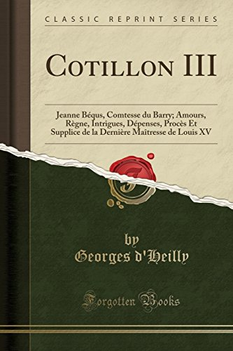 Cotillon III By Georges D'Heilly
