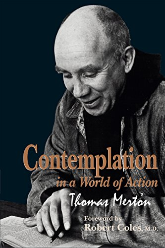 Contemplation In A World Of Action By Thomas Merton Used