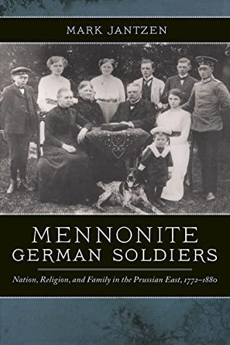 Mennonite German Soldiers By Mark Jantzen