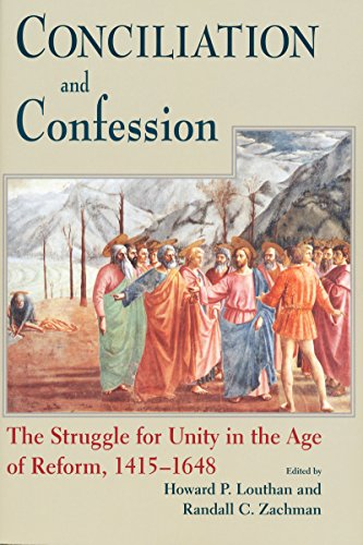 Conciliation And Confession By Howard P. Louthan