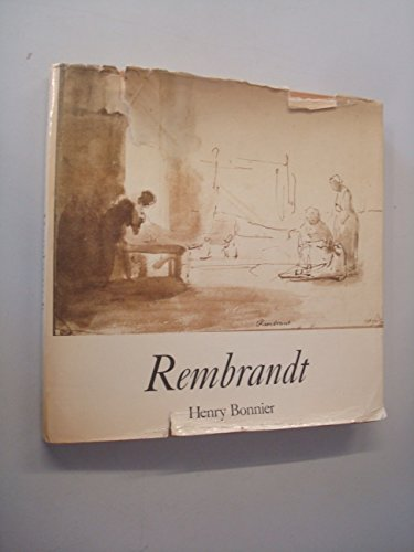 Rembrandt By Henry Bonnier