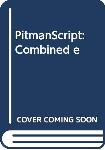 PitmanScript: Combined e by Emily D. Smith