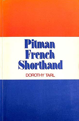 Pitman's New Era French Shorthand By Dorothy Tarl