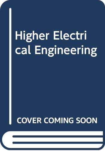 Higher Electrical Engineering By John Shepherd