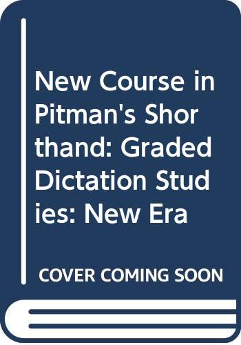 New Course in Pitman's Shorthand