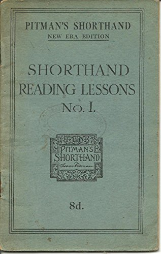 pitman shorthand instructor and key download