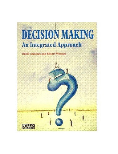 Decision Making By David Jennings