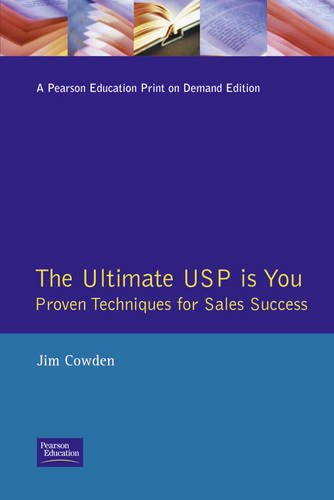 Ultimate Usp By Jim Cowden