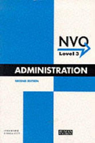 Administration By Dr. Lynda Bourne