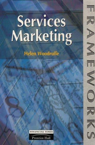 Services Marketing By Helen Woodruffe