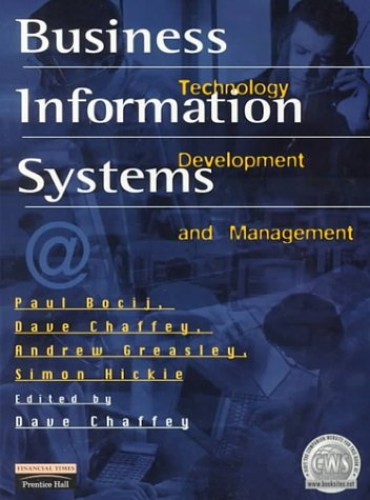Business Information Systems By Dave Chaffey