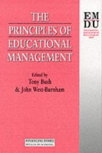Principles of Educational Management By Tony. Bush