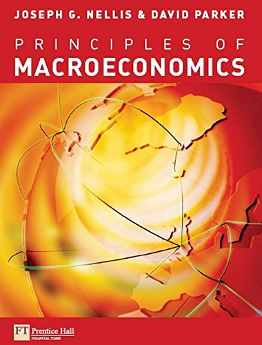 Principles of Macroeconomics By Joseph G. Nellis