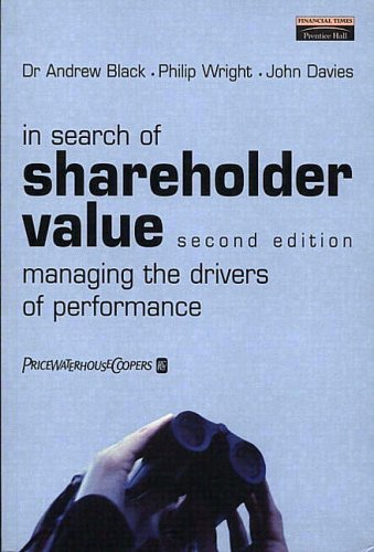 In Search of Shareholder Value By Andrew Black