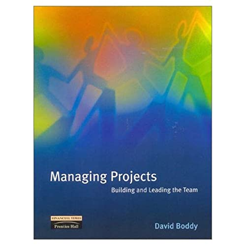 Managing Projects By David Boddy
