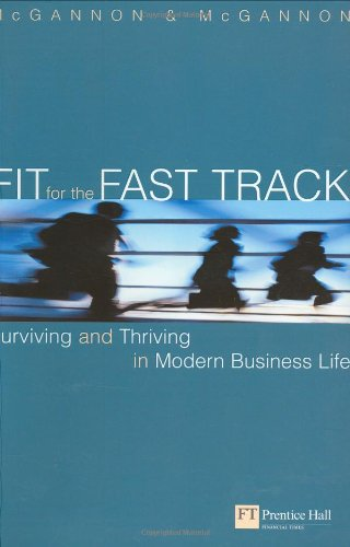 Fit for the Fast Track By Michael Mcgannon