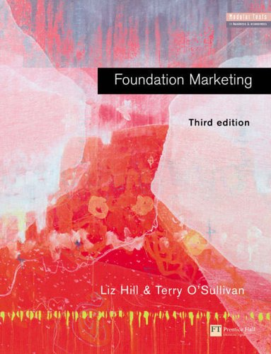 Foundation Marketing By Liz Hill